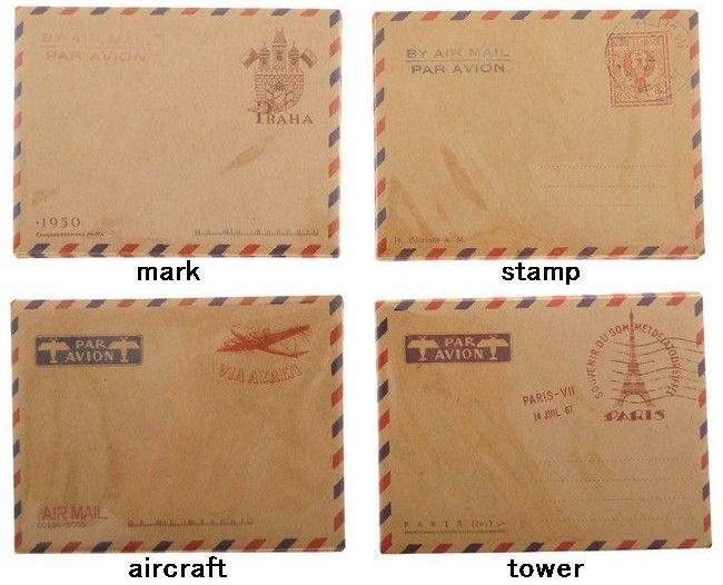 小信封的仿古设计