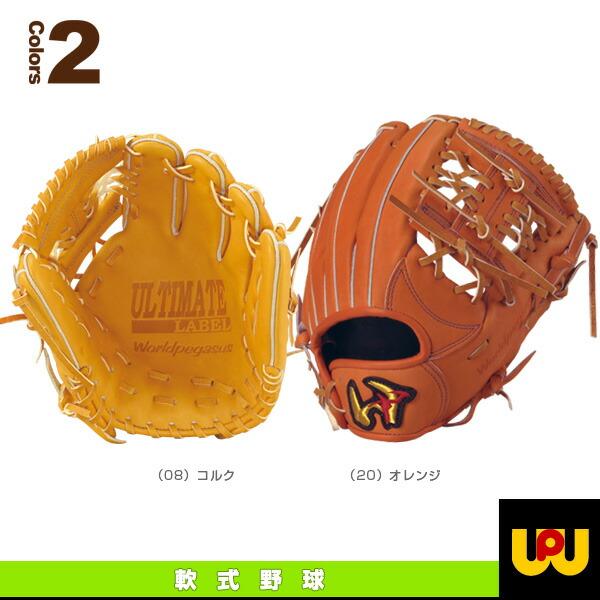 ULTIMATE LABEL/アルティメットレーベル/軟式・二塁・遊撃手用グラブ(WNG15856)