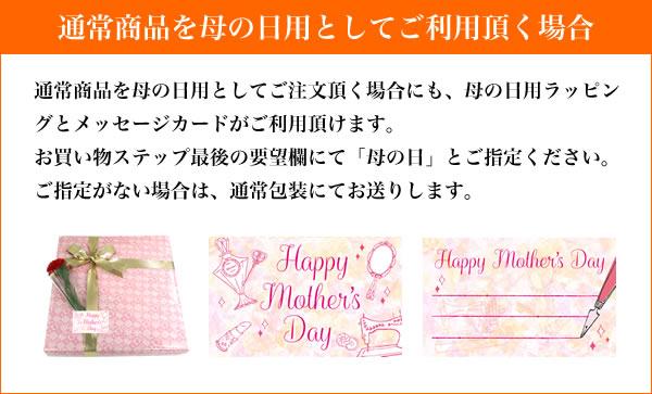 母の日:通常商品