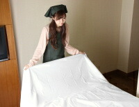 ベッドメイキングの方法は?ベッドメーキングってどうやるの?