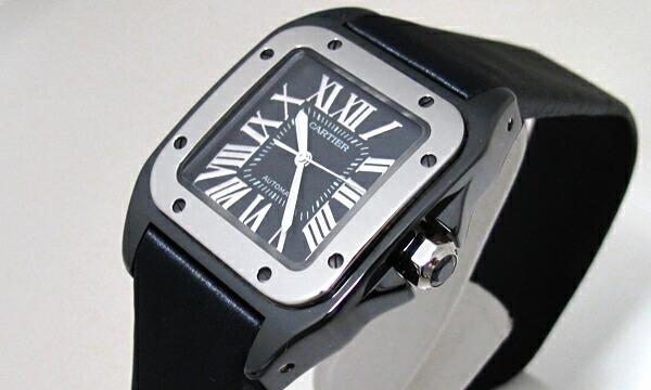 houseki-h | Rakuten Global Market: Cartier Santos 100 MM W2020008