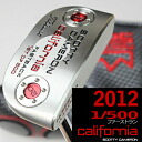 2 ■ putter the Scotty Cameron California series fastback