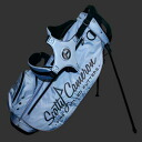 2 ■ Scotty Cameron stand bag 2013 Pinflag-Lt Blue 9-inch stand bag