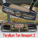 2 2007 ■ Titleist Scottie Cameron リミテッドリリーストレリウム TEN NEWPORT2 putter / Titleist Scottie Cameron putters