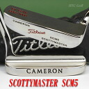 2 ■ Scotty Cameron 1996 THE SCOTTYMASTER SCM5 Scotty master 34-inch putter