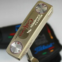 2 ■ 2009 Scotty Cameron California Monterey 34-inch putter, Titleist Scotty Cameron first RAM putter