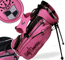 2 ■ Scotty Cameron pink Pin flag stand bag-9 inch