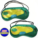 4 two pieces of ■ golfer eye mask sets (golf miscellaneous goods present golf competition premium prize)