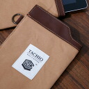 Canvas tablet case (iPad case) M