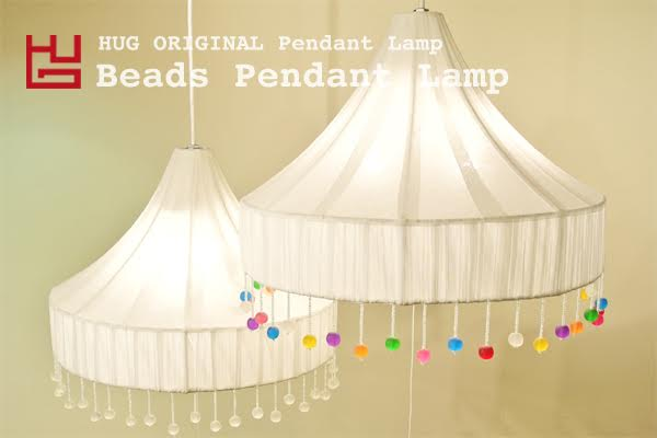 HUG ONLINE SHOP��Beads Pendant Lamp�ʥӡ����ڥ����ȥ��ס�