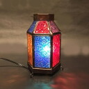 HUG original Morocco table lamp Hexagon home decor, bedding & storage light and lighting table lamp and paper-Lantern table lamp