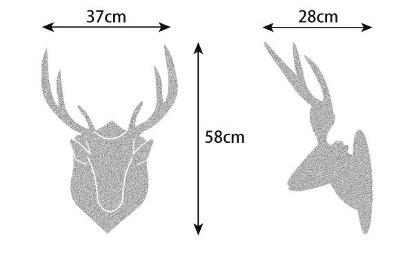 Deer サイズ
