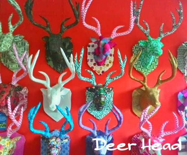 HUG ONLINE SHOP/Deer Head