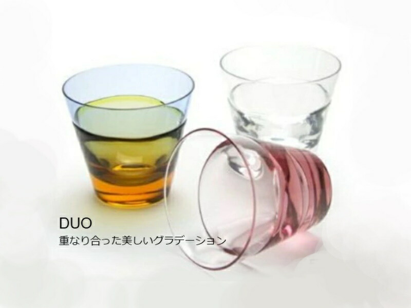 HUG ONLINE SHOP/sugahara GLASSWARE/スガハラ duo オールド/クリア
