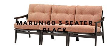 maruni60 3seater ブラック