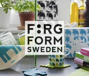 farg & form