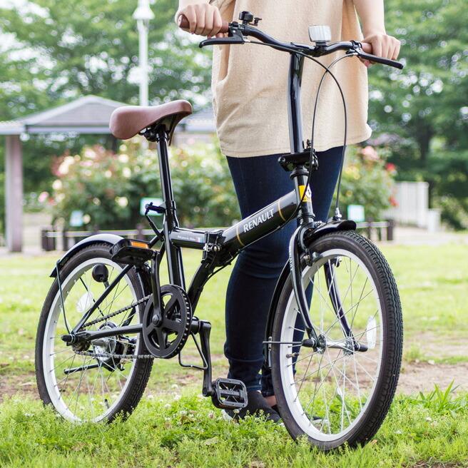 折り畳み自転車 RENAULT(ルノー ...