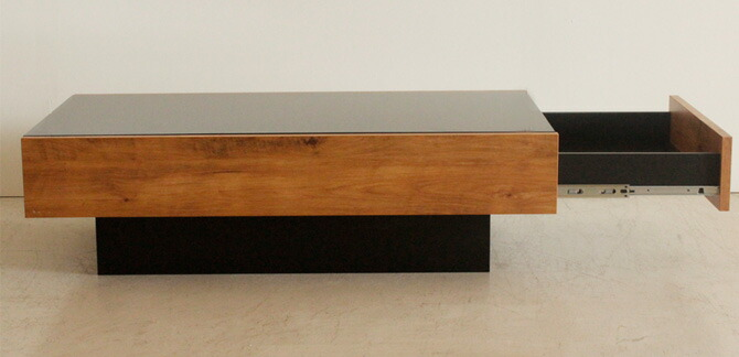 Huonest Rakuten Global Market Center Table Wooden