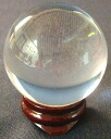 50mm人 engineering ( smelting ) crystal ball (artificial crystal ball )