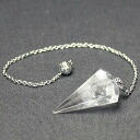 A luxury natural quartz pendulum (large)