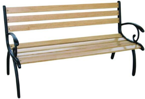 公园长条椅公园长条椅长条椅椅子花园椅子屋外长条椅木制