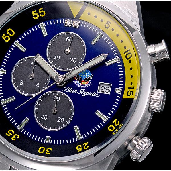 ストップウオッチ機能が付いた腕時計