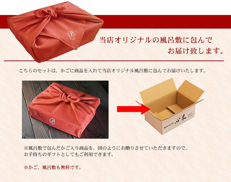 包装について