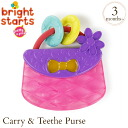 ブライトスターツ Carey & tees-Perth / teether / popular / toys / birth gift birth celebration, for teeth-9063 Bright Starts
