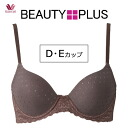 15%OFF!! BEAUTY PLUS Dressy ~ 쇄 (계속) ~ 몰드 컵 3/4 컵 (D/E 컵) BRB435