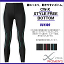 12 / 4 (Wednesday) ★ ★ CW-X ladies スタイルフリーボトム VCY109 * non-from 23:59