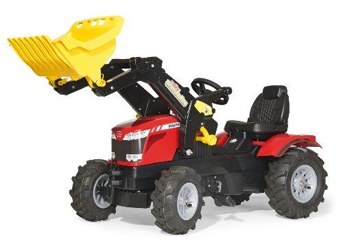 Massey Ferguson Loader Toy Tractors