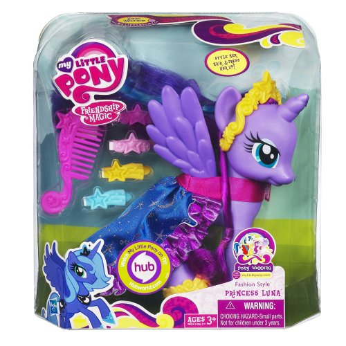 My Little Pony Fashion Style Princess Luna Figure