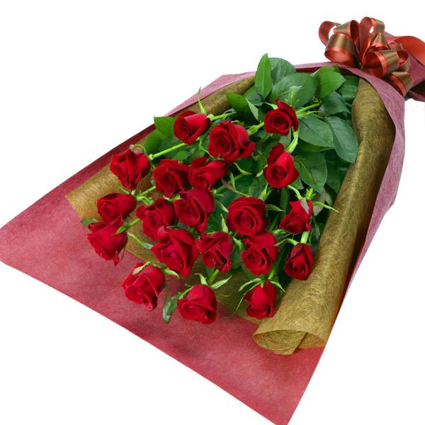 赤バラの花束116003|ホワイトデー