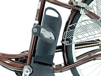) 26インチ 電動アシスト自転車 ...