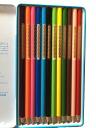 12 colors of CDM クルピツ colored pencils