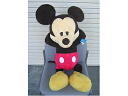 Mickey Mouse plush back (M)