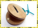 Yamaha hand castanets are natural