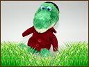 Cheburashka Buka Buka Gena plush