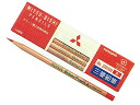 ◆ Mitsubishi recycled pencil Zhu Bates (red pencil) 1 dozen