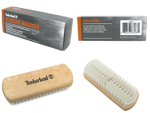 Timberland�ƥ���С����ɤΥ�������  Suede Brush02