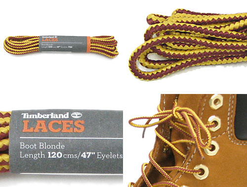 Timberlandティンバーランドのケア用品  Replacement Boot Lace 47inch02