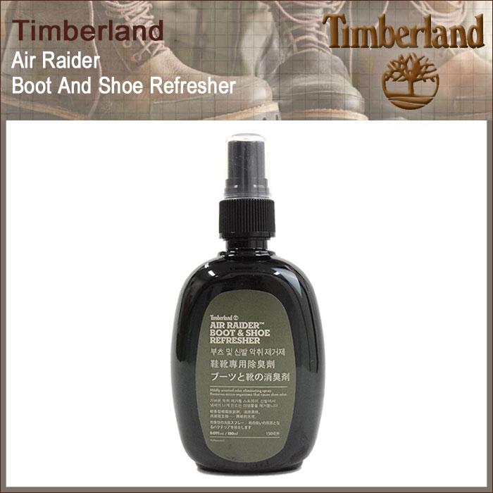 Timberlandティンバーランドのケア用品  Air Raider Boot And Shoe Refresher01