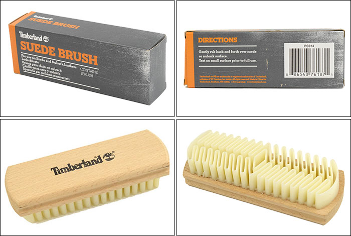 Timberland�ƥ���С����ɤΥ�������  Suede Brush02