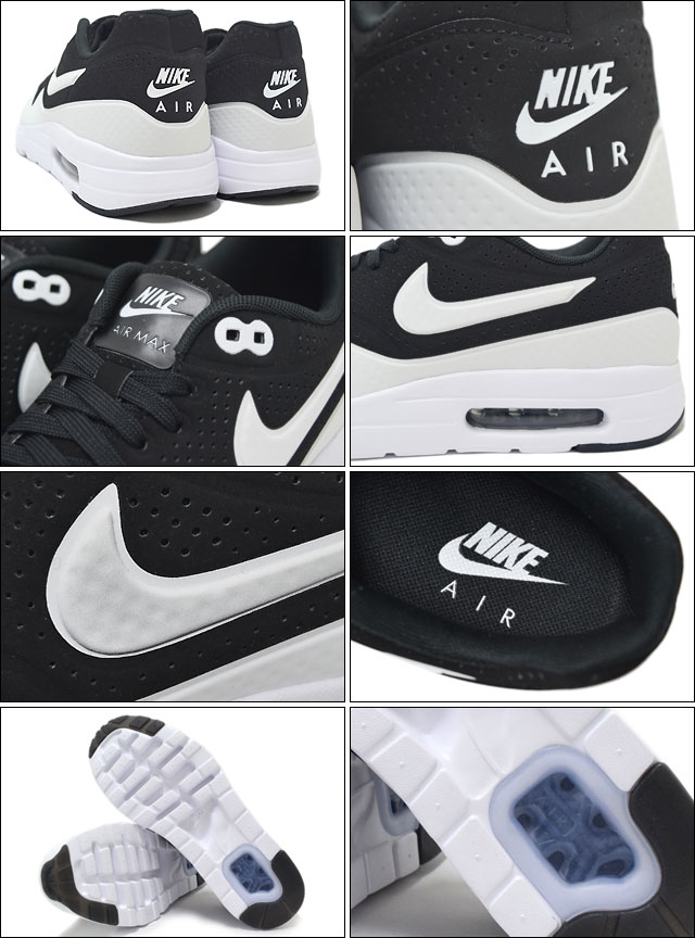 hot sale online 9cc41 9d67f Nike Air Max 1 Ultra Moire Light Grey White Black