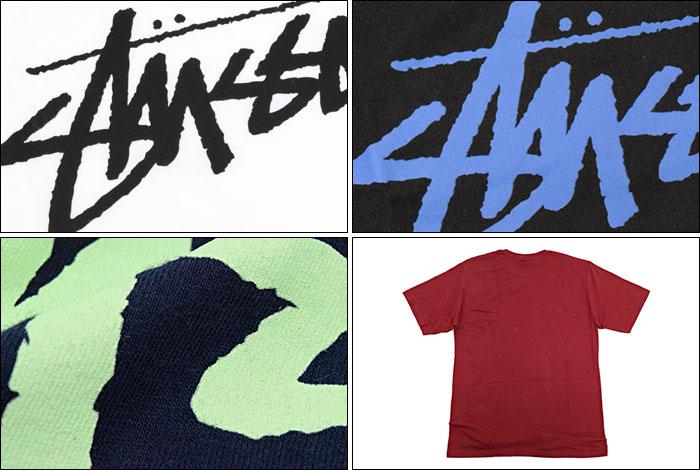 STUSSYステューシーのTシャツ ストック02