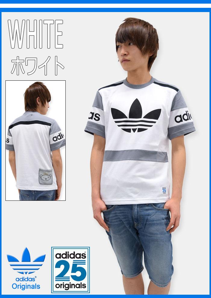adidasアディダスのTシャツ NIGO Blocked03