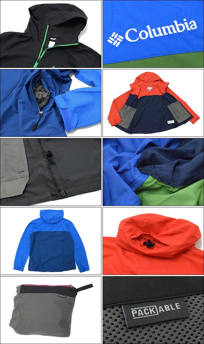 Columbiaコロンビアのジャケット Bozeman Rock07