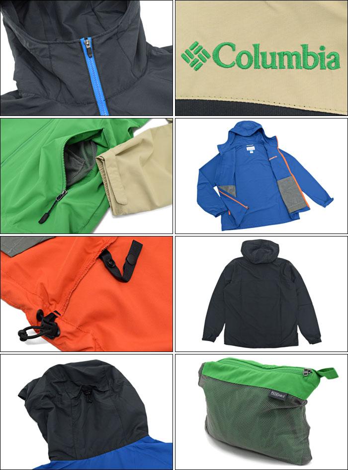 Columbiaコロンビアのジャケット Bozeman Rock02