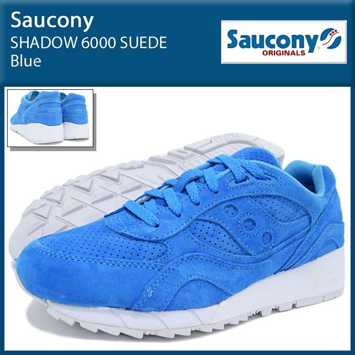Sauconyサッカニーのスニーカー シャドウ01