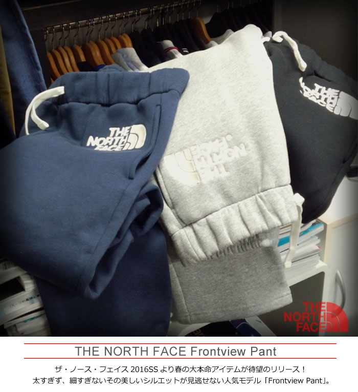THE NORTH FACE���Ρ����ե������Υѥ�� Frontview02